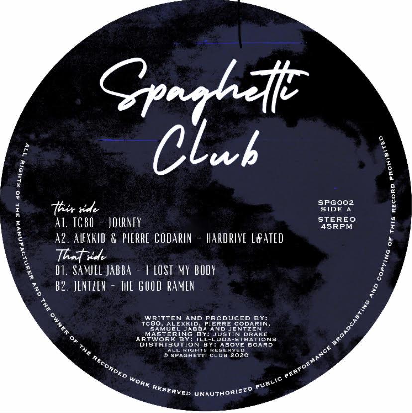 """Various/SPAGHETTI CLUB 002 12"""""""