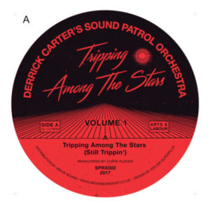 Derrick Carter/TRIPPING AMONG... V1 12""