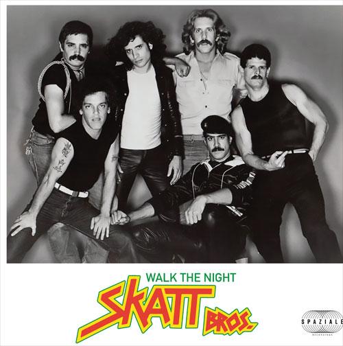 """Skatt Bros/WALK THE NIGHT 12"""""""