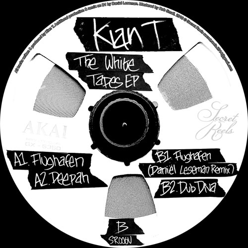Kian T/THE WHITE TAPES EP 12""