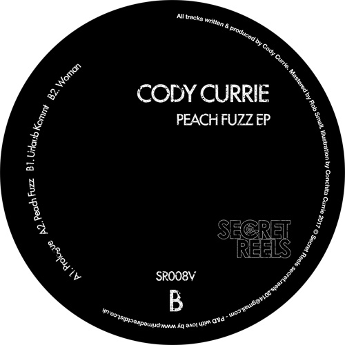 Cody Currie/PEACH FUZZ EP 12""