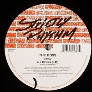 Boss, The/CONGO 12""