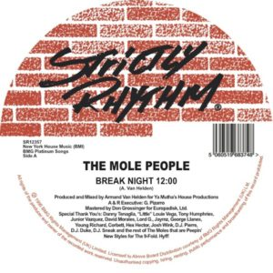 Mole People/BREAK NIGHT 12""