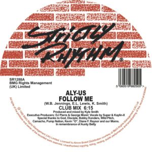 Aly-Us/FOLLOW ME 12""