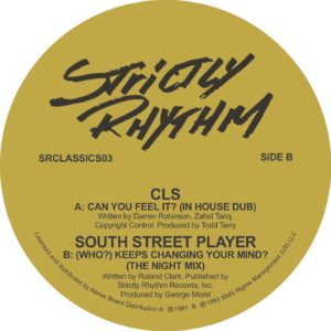 Various/STRICTLY CLASSICS VOL 3 12""