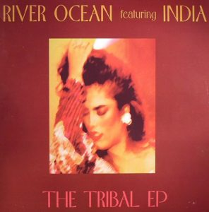 River Ocean ft. India/THE TRIBAL EP D12""