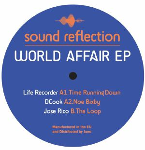 Various/WORLD AFFAIR EP 12""