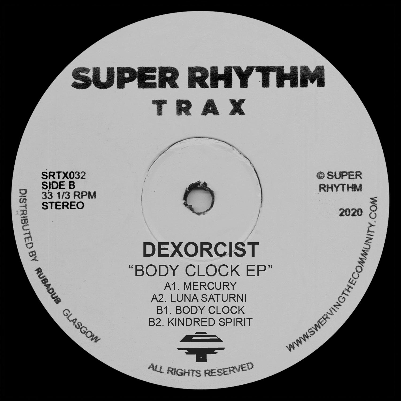 "Dexorcist/BODY CLOCK EP 12"""