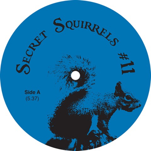 Secret Squirrel/NO 11 12""