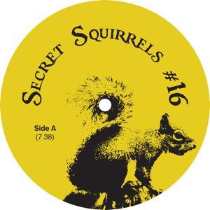 Secret Squirrel/NO 16 12""