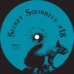 Secret Squirrel/NO 18 12""