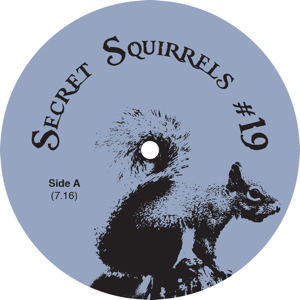 Secret Squirrel/NO 19 12""