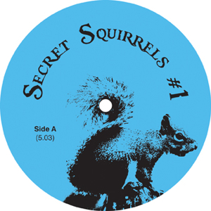 Secret Squirrel/NO 01 12""