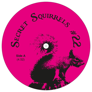 Secret Squirrel/NO 22 12""