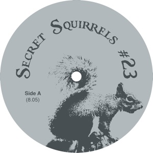 Secret Squirrel/NO 23 12""