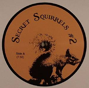 Secret Squirrel/NO 02 12""