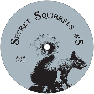 Secret Squirrel/NO 05 12""