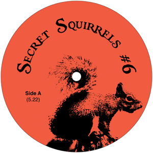 Secret Squirrel/NO 06 12""