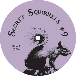 Secret Squirrel/NO 09 12""