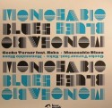 "Gecko Turner/MONOSABIO BLUES 7"""