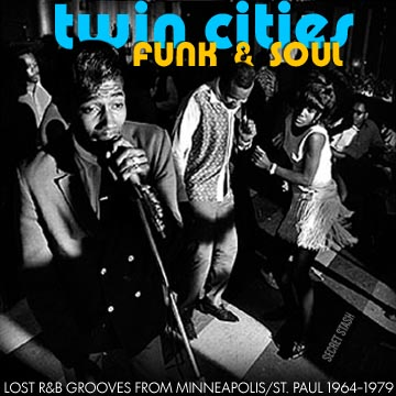 Various/TWIN CITIES FUNK & SOUL CD