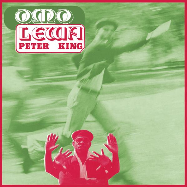 Peter King/OMO LEWA CD