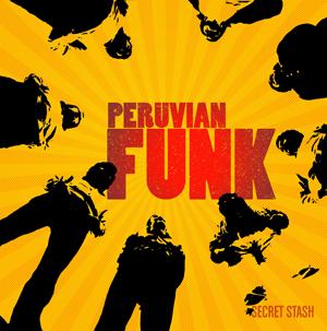 Various/PERUVIAN FUNK  LP