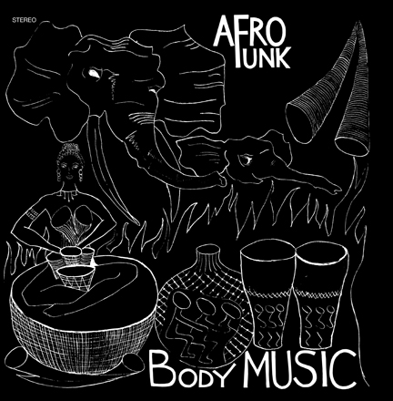 Afro Funk/BODY MUSIC  LP