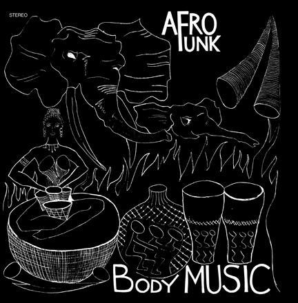 Afro Funk/BODY MUSIC  LP