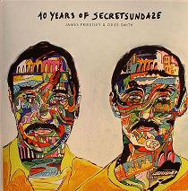 Various/10 YEARS OF SECRETSUNDAZE DCD