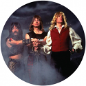 Spinal Tap/BREAK LIKE THE WIND SLIPMAT