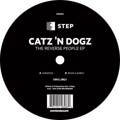 Catz 'n Dogz/THE REVERSE PEOPLE 12""