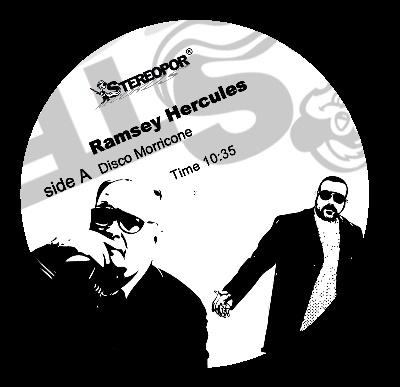 "Ramsey Hercules/DISCO MORRICONE 12"""