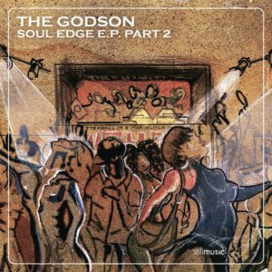 Godson/SOUL EDGE EP PART 2 12""