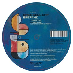 Basic Soul Unit/BREATHE 12""