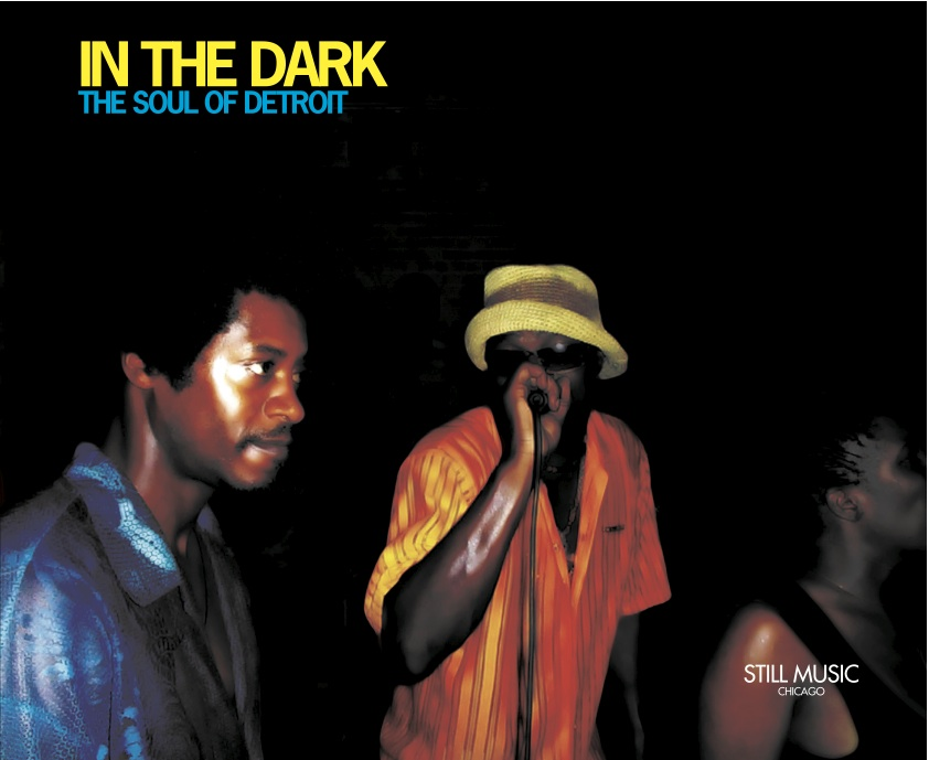 Various/IN THE DARK: SOUL OF DETROIT DLP