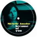 Michelle Amador/BECAUSE OF YOU 12""