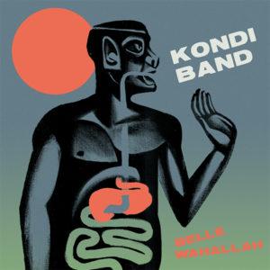 "Kondi Band/BELLE WAHALLAH 12"""