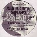 Rebel Crew/REBEL CREW SOUND 12""