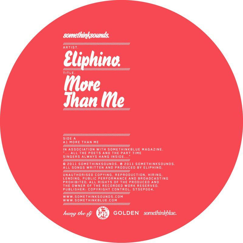 Eliphino/MORE THAN ME 12""