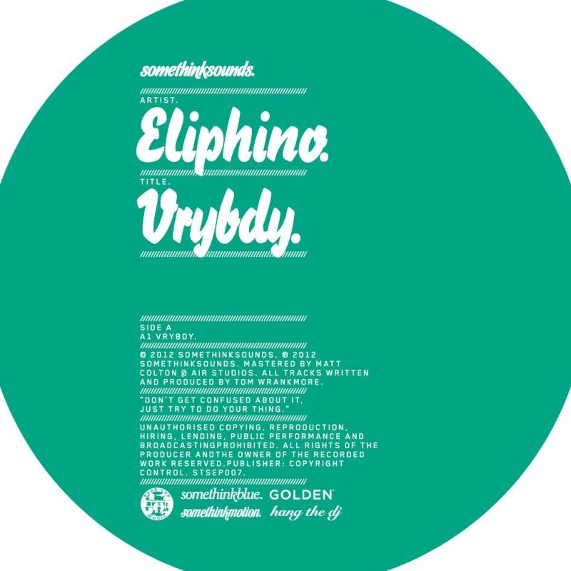 """Eliphino/VRYBDY  12"""""""