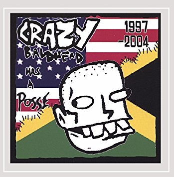Crazy Baldhead/HAS A POSSEE 1997-2004 LP