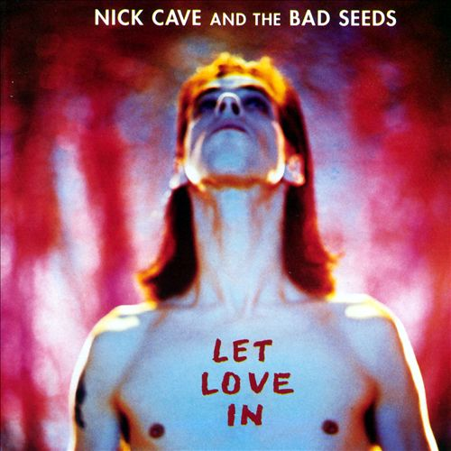 Nick Cave & Bad Seeds/LET LOVE IN DLP