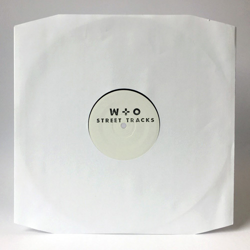 Various/STREET TRACKS WHITE 001 12""