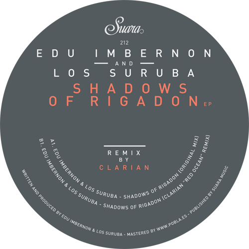 Edu Imbernon/SHADOWS.. (CLARIAN RMX) 12""