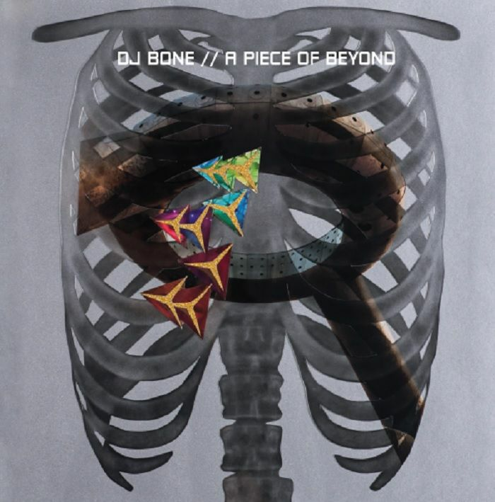 DJ Bone/A PIECE OF BEYOND 3LP