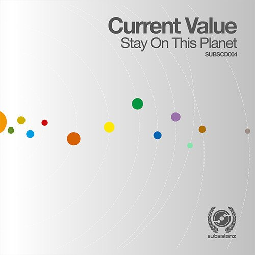 Current Value/STAY ON THIS PLANET CD