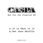 Caspa/IT IS WHAT IT IS 12""