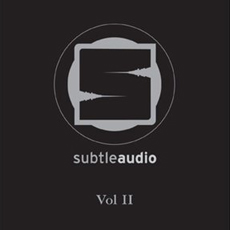 Various/SUBTLE AUDIO VOL. 2 EP D12""