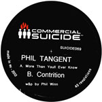 """Phil Tangent/MORE THAN YOU'LL EVER.. 12"""""""